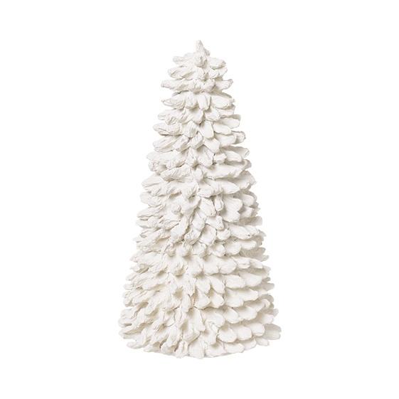 Tree Pulp Cotton, Bäume aus Baumwolle, groß D13xH30 cm, verschiedene Farben