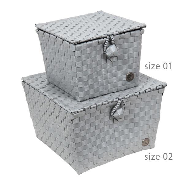 Korb mit Deckel Pisa XS Size 01