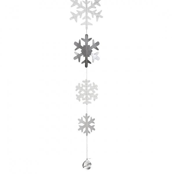 Schneeflocken-Kette