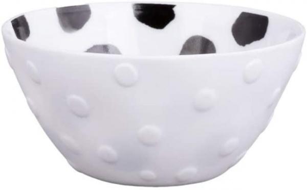 DINING Mix & Match Dipschale Porzellan, verschiedene Muster