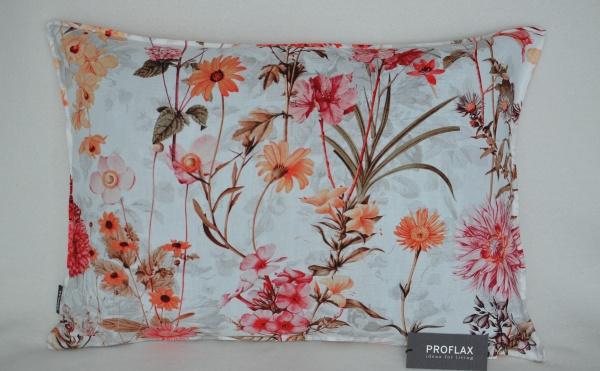 Kissenhülle Ventana - herbstlicher Blumenmix
