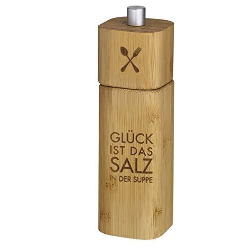 Gewürzmühle, Salz oder Pfeffer einzeln