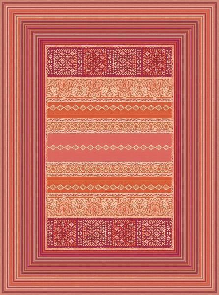 Teppich Muster Italiano in Algeri R1 Rot, verschiedene Größen