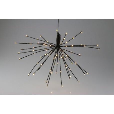 LED-Igel, verschiedene Größen, LED warmweiß