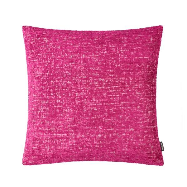 Kissenhülle Marlo, in sich strukturiert, Farbe purple / pink, verschiedene Größen