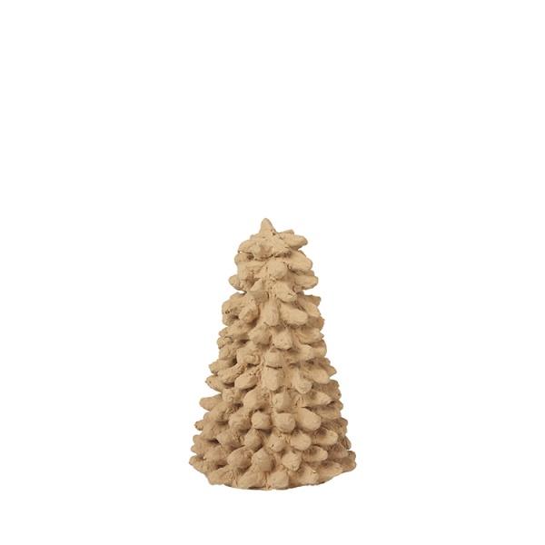 Tree Pulp Cotton, Bäume aus Baumwolle, Klein D8xH16 cm, verschiedene Farben