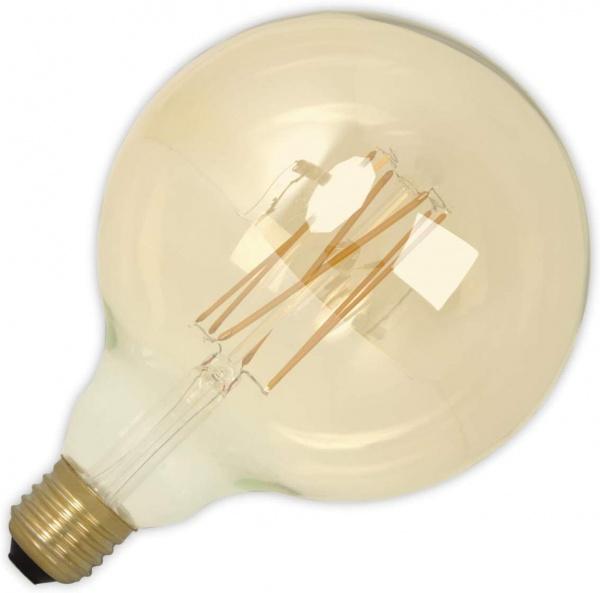 """Glühfaden"" LED dimmbar Kugel groß"