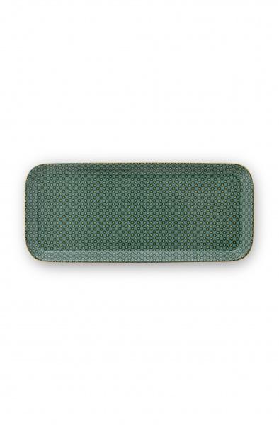 PIP Tablett für Badutensilien, Muster Twinkle Star, Größe 27x12x1,5 cm