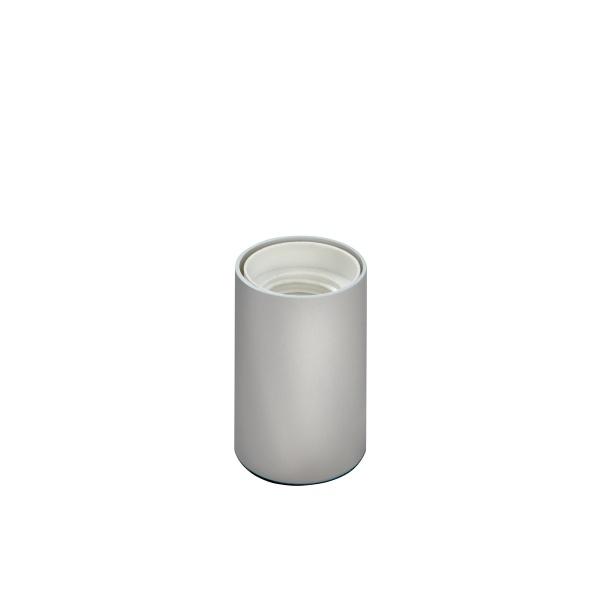 Sockel TOBI für Tischleuchte silber Ø4x7cm SOMPEX
