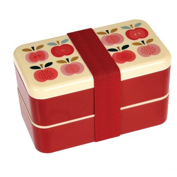 Brotbox mit Unterteilung groß