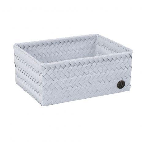 Basket Fit Medium High, Aufbewahrungskorb rechteckig, Größe 24x18x10 cm, verschiedene Farben