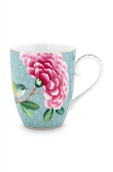 Serie Blushing Birds blue - tablewear collection PIP, verschiedene Artikel