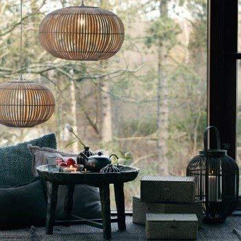 ZEP Bambus Lampenschirm, verschiedene Größen