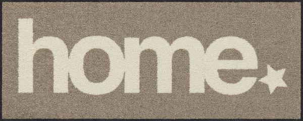 Fußmatte mit Rand, Göße 30x75 cm, verschiedene Muster, Schuhabstellmatte