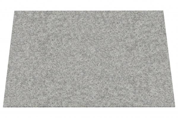 Filzuntersetzer eckig, 45 x 33 cm, Tischset Wollfiz