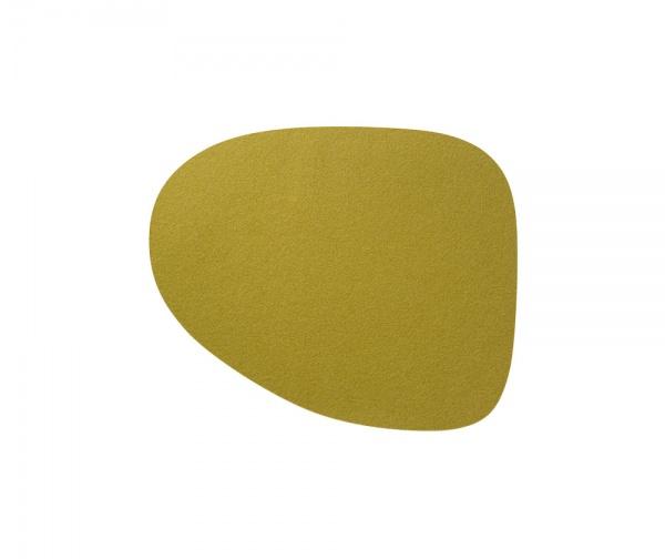Tischset, Wave S organic, Wollfilz 13,5 x 11 cm
