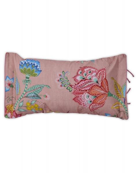 Kissen rechteckig 35x60 cm, Muster Jambo Flower, verschiedene Farben, komplett mit Inlett,