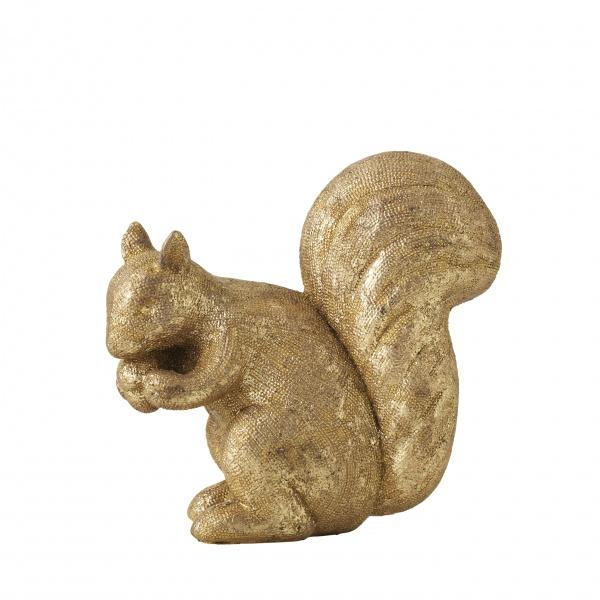 Eichhörnchen, Farbe gold