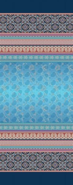 Tischwäsche Otello B1 blau, verschiedene Varianten