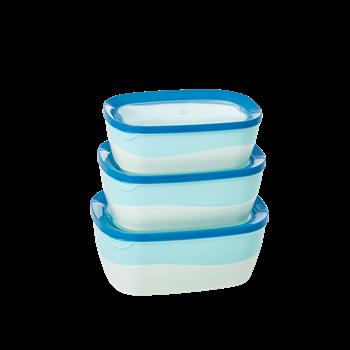 Aufbewahrungs-/ Frischhaltedosen, Food-Box 3-teiliges Set von Rice
