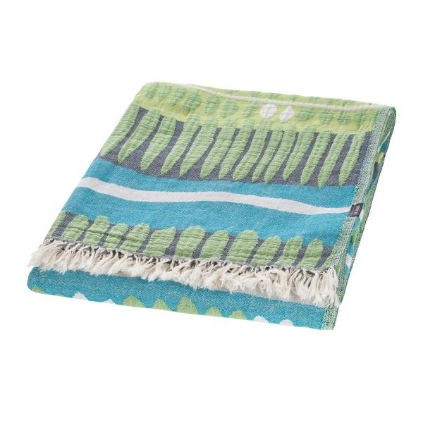 Plaid Limbo, Größe 150x200 cm, Plaid mit Franzen, 100% Baumwolle, verschiedene Farben