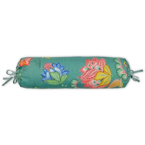 Nackenrolle gefüllt, Muster Jambo Flower, verschiedene Farben