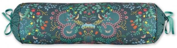 Nackenrolle gefüllt Muster Forest Finding , Größe 22x70 cm, verschiedene Farben