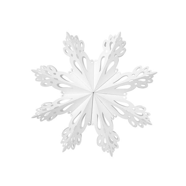 Christmas Mix Paper Snowflakes, 30 cm