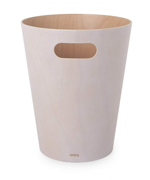Papierkorb/ Mülleimer Woodrow, verschiedene Farben