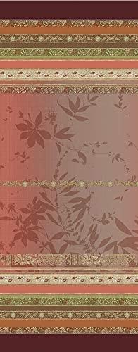 Tischwäsche Malve R1 rot, verschiedene Größen, Kollektion H/W 2020