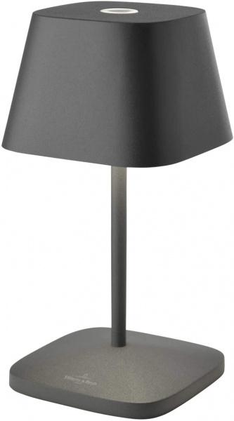 NEAPEL LED-Tischleuchte, outdoorgeeignet, kabellos, dimmbar, Villery & Boch