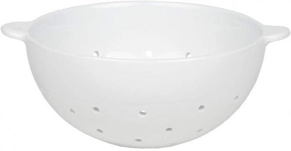 Porzellansieb kllein, Größe 15x 7,5 cm