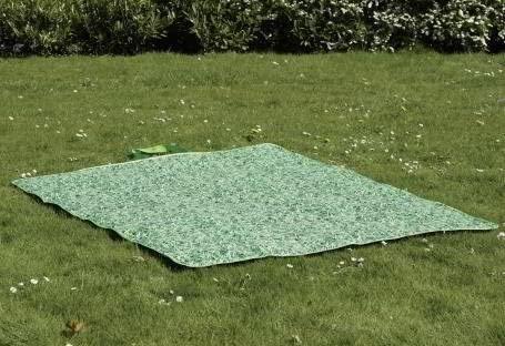 Picknickdecke, Größe 145x180 cm, verschiedene Farben
