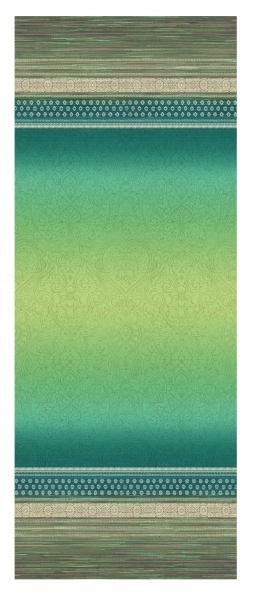 Tischwäsche Nabucco V1 grün, verschiedene Varianten