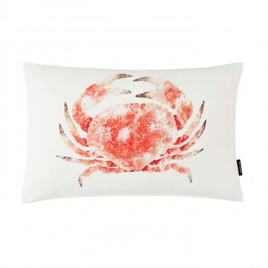 Kissenhülle Crab, Größe 30x50 cm, 100% Baumwolle