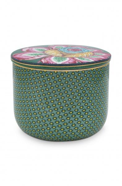 PIP Bad-Aufbewahrungsdose für Wattepad, Muster Twinkle Star, Verschiedene Farben, Größe 11,5 cm