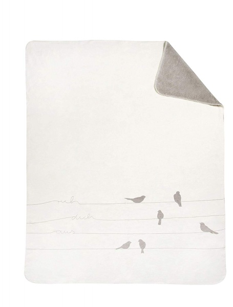 "Decke ""Vogel"" 150 x 200"