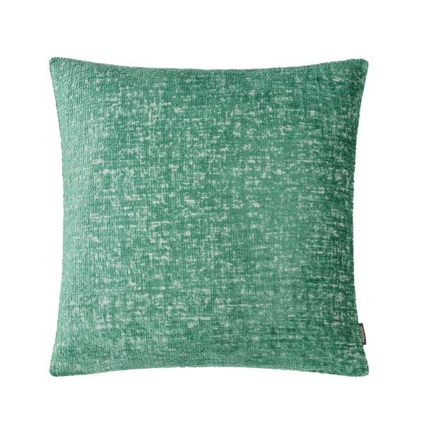 Kissenhülle Marlo, in sich strukturiert, Farbe jade / grün, verschiedene Größen