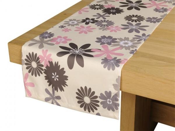 Tischläufer Outdoor, 42 x 145 cm, verschiedene Farben