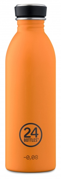 Trinkflaschen aus Edelstahl 0,5 Liter - Urban
