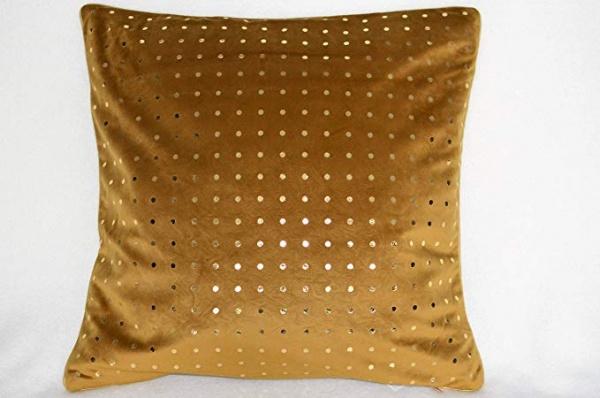 Kissenhülle Bivio, Samt, Größe 40 x 40 cm, verschiedene Größen