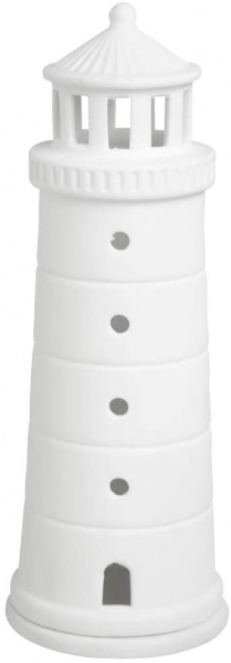 Leuchtturm LIVING, Größe 5,5 x 16 cm