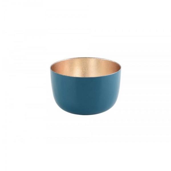 Teelicht Madras Shiny Farben