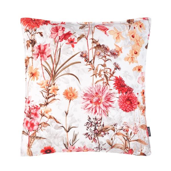 Kissenhülle Ventana - herbstlicher Blumenmix, verschiedene Größen