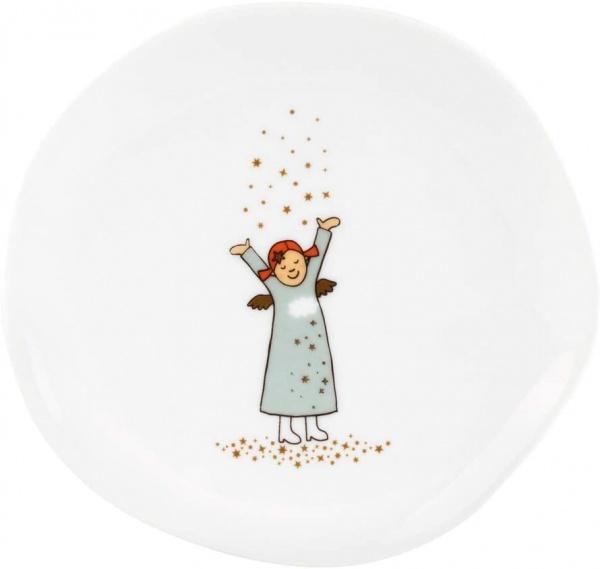 Himmlische Schwestern Teller klein, kleiner Gourmetteller D 13cm, verschiedene Motive