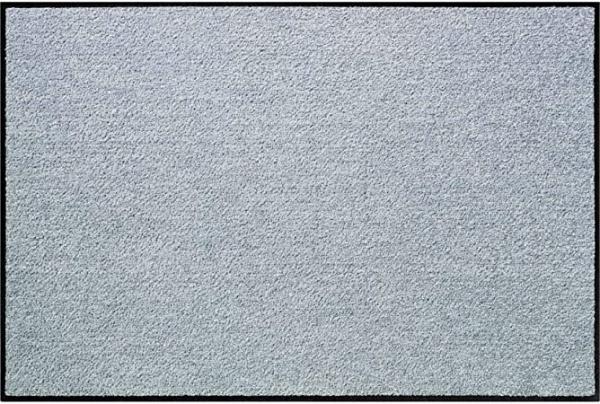 Fußmatte unifarben, waschbar, Größe 40 x 60 cm, verschiedene Farben