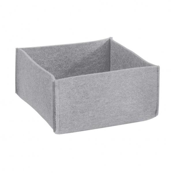 Boston-Box, Brötchenbox, Violan - quadratisch, Größe 24 x 24 x 12 cm